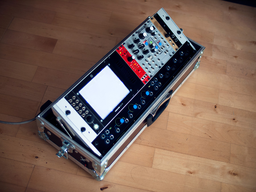 eurorack case kit 1