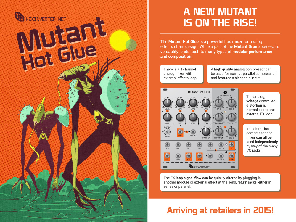 hex inverter mutant machine