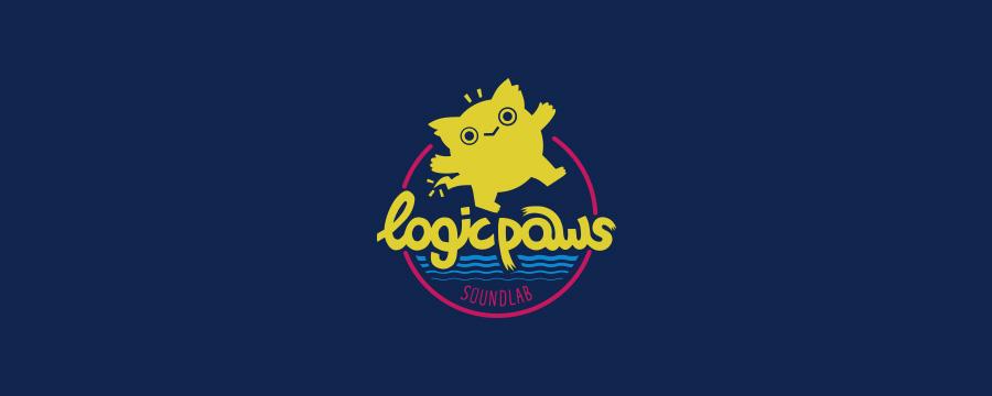 Logic Paws Logo